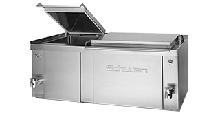 Holding, cooking, frying – for high requirements and volumes